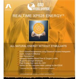 Квантовые голограммы OXO World Wide Realtime XP528 ENERGY для энергии (42 шт)
