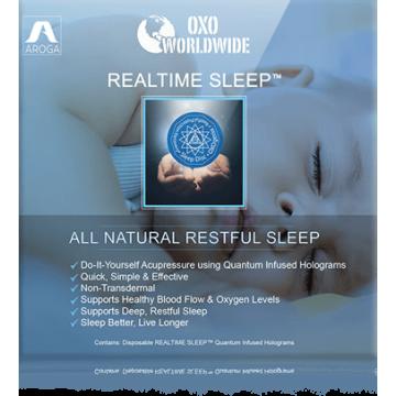 Квантовые голограммы OXO World Wide Realtime Sleep для сна (42 шт)