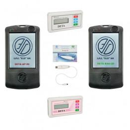 Комплект wellness устройств Deta RITM-20 M4+, Deta AP-20 M4+, Therapy 9, Deta Ritm-15 M1, Deta AP-15 M1