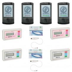Двойной комплект wellness устройств Deta RITM-20 M4+, Deta AP-20 M4+, Therapy 9, Deta Ritm-15 M1, Deta AP-15 M1