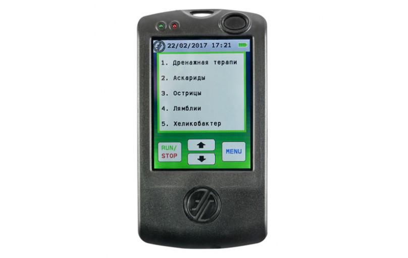 Список всех базовых программ для прибора Deta AP M4 (III)